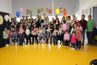 Darivanje novorođenčadi u Pleternici, 21.3.2017.
