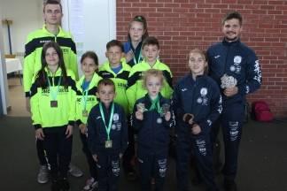 Judaši iz judo kluba ¨Kutjevo¨ sa svojom sekcijom iz Čaglina osvojili šet medalja u Pisarovini