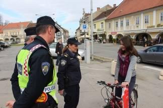 Tijekom dana pojačan nadzor vozača bicikala, mopeda i motocikala