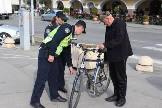 Statistike pokazuju da prometne nesreće u kojima sudjeluju biciklisti završavaju s teškim ozljedama ili tragičnim posljedicama