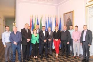 Župan Tomašević održao sastanak koordinacije sa gradonačelnicima i načelnicima