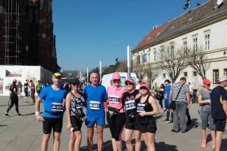 Uspješan nastup požeških trkača na 13. osječkom Ferivi polumaratonu