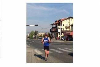 Požežanin na ultramaratonu Zagreb- Čazma