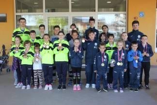 Judaši iz Čaglina osvojili tri medalje u Svetoj Nedjelji