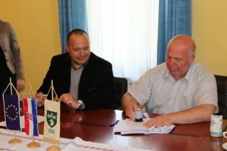 Potpisan ugovor o izgradnji Vile Zinke