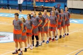 Plamene se oprostile od sjajne povratničke sezone u elitnom razredu ženske košarke