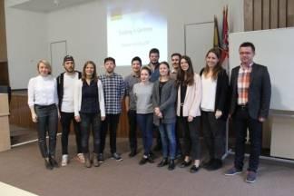 U Požegi je trenutno deset studenata na razmjeni iz četiri Europske zemlje