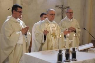 Uskrsni ponedjeljak u crkvi sv. Lovre u Požegi