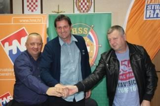 Livak za gradonačelnika, zamjenici Dejan Miščević i Krešimir Štefek