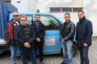 Grad protiv poduzetnika, Neferović u akciji