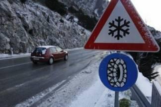 Zbog zimskih uvjeta na cesti i srušenog drveća zatvorene su neke prometnice