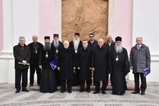 Sastanak mješovite komisije Hrvatske biskupske konferencije i Srpske pravoslavne crkve