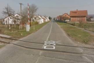 Za promet zatvorena cesta D38 u Pleternici