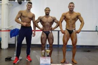 BBK Body Art na državnom natjecanju u bodybuildingu