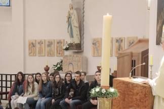 Duhovna obnova za mlade u požeškoj katedrali