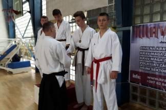 Luka Brus i Antun Puklavac odvojili treće mjesto na turniru u Zenici
