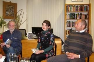 Lana Derkač predstavila knjigu u Zagrebu