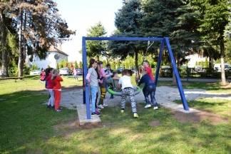 Cesarićeva škola dobila novo dječje igralište