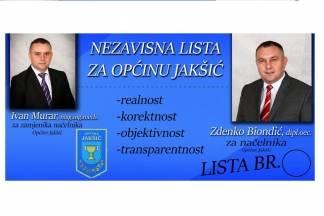 Zdenko Biondić za načelnika, Ivan Murar za zamjenika