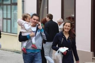 Subotnja šetnja i Svjetski dan plesa u Požegi 29.04.2017.