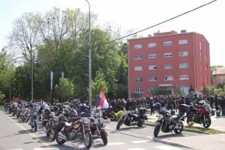 Preko 200 bikera u prigodi Bljeska u Lipiku i Pakracu