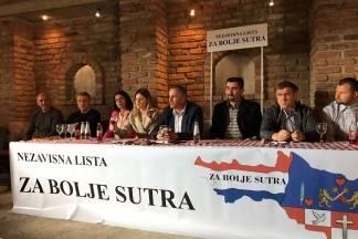 Hrvoje Galić- kandidat NL ¨Za bolje sutra¨ za gradonačelnika Pleternice