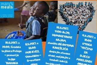 OŠ A. Kanižlića u Liberiji hrani 244 djece, ususret tomu organizira događanja na kojima će skupljati donacije