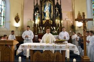 Požeški kolegijaši proslavili Nedjelju Dobrog Pastira u Novoj Bukovci