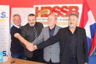 Predstavljena lista broj 3 koalicije HDSSB-a, HSP-a AS, HSP-a i HSLS-a