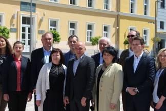 HDZ i HSU predstavili kandidate za Gradsko vijeće Grada Požege