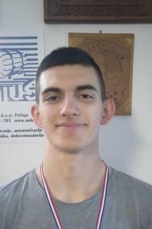 Lovri Šojatu bronca na Pojedinačnom prvenstvu Hrvatske za mlađe seniore