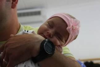 Darivanje novorođenčadi u Pleternici, 17.5.2017.