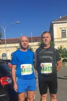 Pisarović i Delišimunović istrčali polumaraton u Banja Luci