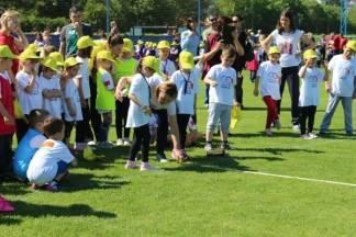 16. Olimpijski festival dječjih vrtića u Požegi, 18.5.2017.