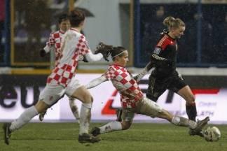 Ženska nogometna reprezentacija u Velikoj protiv Bosne i Hercegovine