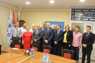 Franjo Lucić pokazao javnosti rezultate HDZ-ovih kandidata za načelnike, gradonačelnice, gradonačelnike i župana