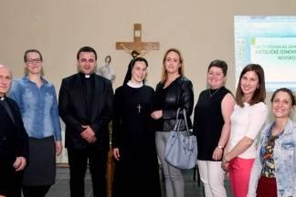 Biskup dr. Antun Škvorčević osnovao Katoličku osnovnu školu u Novskoj