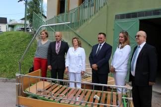 Dom zdravlja Požeško – slavonske županije dobio je donaciju od 57 bolničkih kreveta iz Austrije