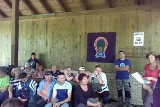 Susret planinara, pjesnika i slikara - Sovsko jezero 2017.