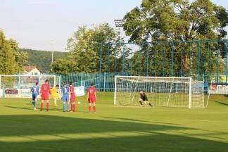 Pobjede Slavonije i Slavije, težak poraz Hajduka