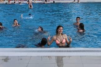 Svečano otvorenje Gradskih bazena u Požegi