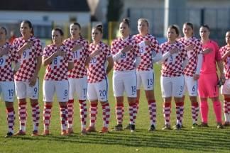 Reprezentativke Hrvatske će trenirati sa zainteresiranim djevojčicama