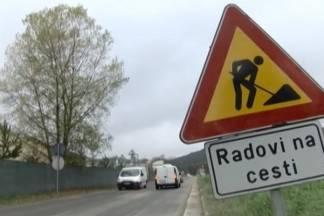 Zbog izvođenja radova do 30. rujna zatvorena cesta Velika - Duboka