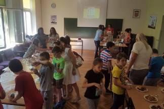 Učenici Kanižlićeve škole iz Požege posjetili Fakultet za odgojne i obrazovne znanosti u Slavonskom Brodu
