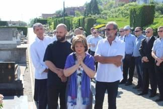 Obilježavanje godišnjice smrti prvog predsjednika HDZ-a Požega, Antuna Božića 12.06.2017.