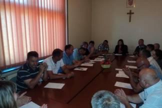 Tomo Vrhovac predsjednik vijeća po treći put, Zdravko Mandić načelnik po sedmi put