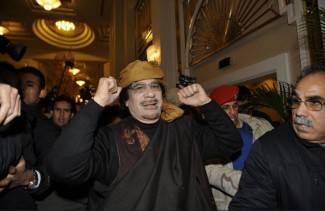 Gadafijeva vojska sravnila Misratu