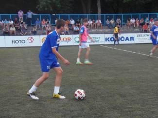 Nogometni turniri u Pleternici i Dervišagi