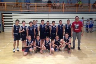 Mlađi košarkaši Požege sudjelovali su na otvorenom prvenstvu RH u Zagrebu