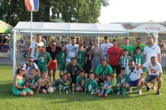 HYPO LIMAČI iz Osijeka osvojili prvo mjesto na turniru, a domaćini drugo